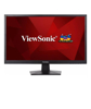 """Picture of ViewSonic VA2407h 24"""" 1080p Home and Office Monitor"""