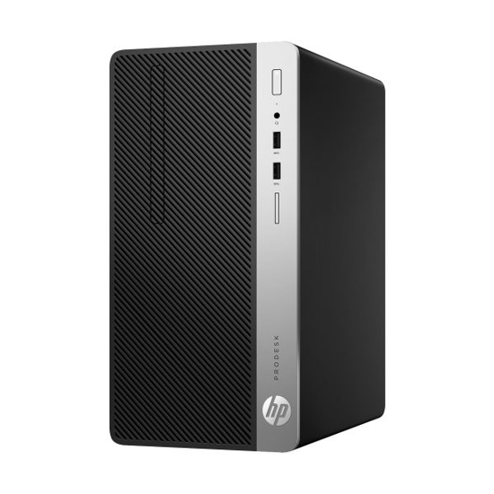 HP ProDesk 400 G6 COREi7-9700 Microtower PC-0