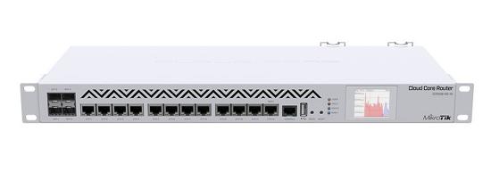 Mikrotik CCR1036-12G-4S-EM -0